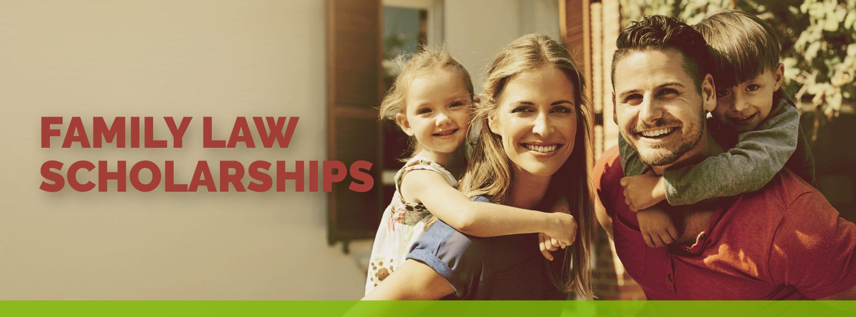 Main photo on page describing family law scholarships offered by Chandler divorce attorney Joan Bundy.